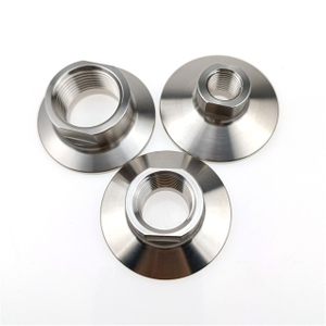 Tri-Clamp FNPT Adapter Stainless Steel Sanitary Fittings