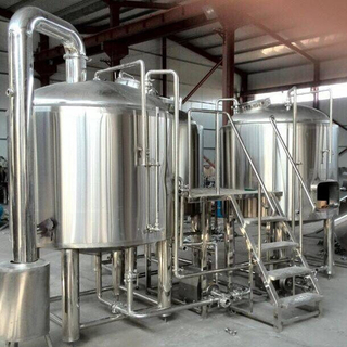 7BBL Brewhouse System Beer Brewing Equipment