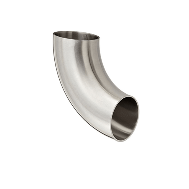 Sanitary Stainless Steel Polished Short 90° Weld Elbows