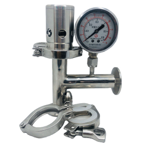 Sanitary Stainless Steel 304 Bunging Device for 100L Fermenter