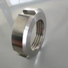 Stainless Steel 304 Sanitary SMS Union Round Nut