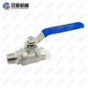 Full Port Ball Valve Stainless Steel WOG Female to Male Thread