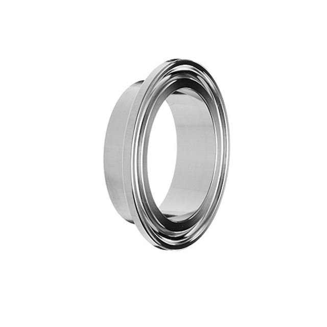 Sanitary Stainless Steel Short Weld Clamp Liner