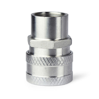 1/2 IN. FNPT Stainless Steel Female Quick Disconnect
