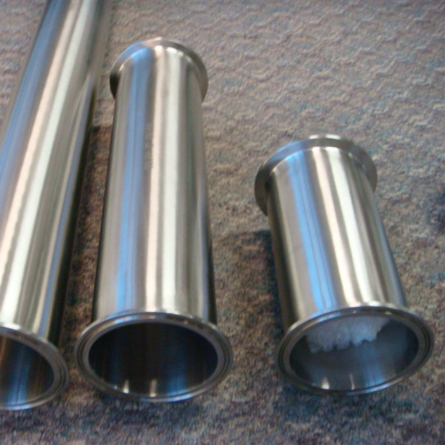 Sanitary Stainless Steel Tri Clamp Material Column-SS304/316