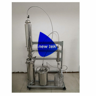 Stainless Steel Rack Mounted Dewaxing Closed Loop Extractor