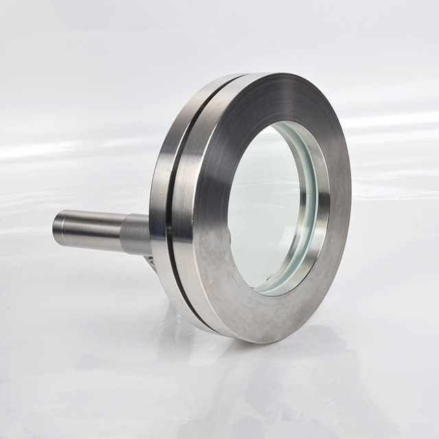 Sanitary Stainless Steel Flange Light Sight Glass LED Flashlight Type