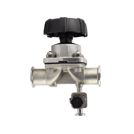 What is a Diaphragm Valve Used for?