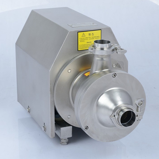 Sanitary Stainless Steel Self-Priming CIP Pump 2.2Kw 10T