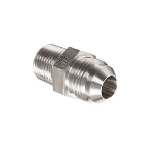 Stainless Steel MNPT X JIC Male adapter