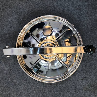 Sanitary Stainless Steel Non-pressure Round Tank Manhole Cover (NEW TYPE)