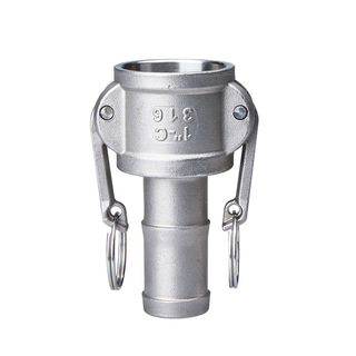 Type C Stainless Steel Camlock Coupling