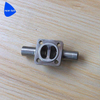Sanitary Stainless Steel 316L Manual Butt Welded Diaphragm Valve