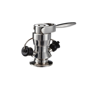 Stainless Steel 316L Tri Clamp Aspetic Sanitary Sampling Valve