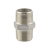 Stainless Steel Hexagon Male to Male Nipple 150LB Threaed Fitting