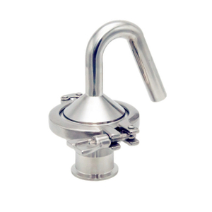 Santiary Stainless Steel Hygienic Underwater Air Vent Valve