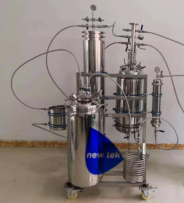 Where to Buy Multi-Solvent Extraction System
