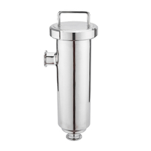 Sanitary Stainless Steel Side Inlet Strainer Assemblies