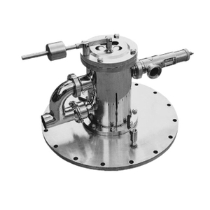 Sanitary Stainless Steel Brewing Tank Top Assembly with Anti Vacuum Valve